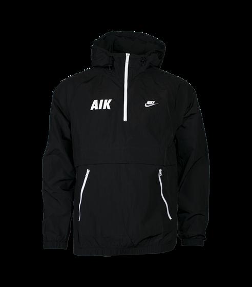 Nike anorak svart AIK