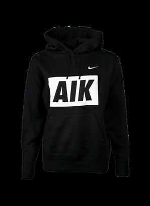 Nike hood svart AIK