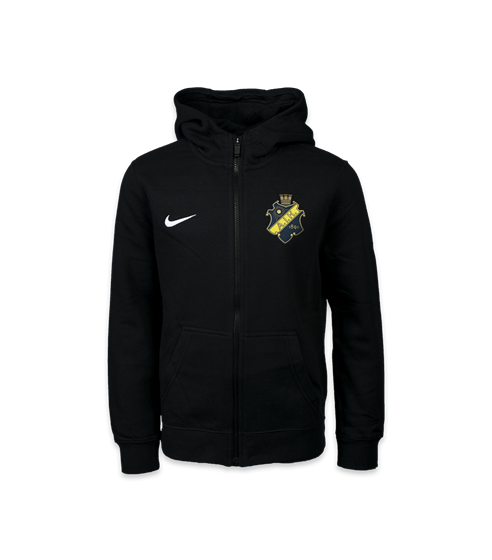 Nike ziphood svart sköld barn