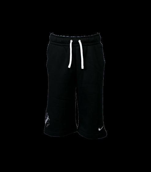Nike shorts barn svart/vit sköld