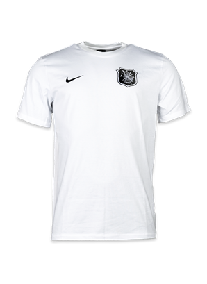 Nike T-shirt vit GS