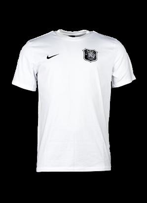 Nike T-shirt vit GS