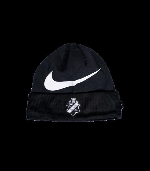 Nike svart mössa sw vit sköld