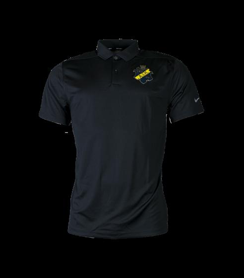 Nike dri-fit pike svart färgad sköld