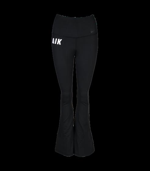 Nike dry fit utsvängda leggings svart AIK