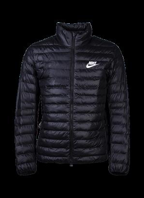 Nike svart resejacka AIK sköld
