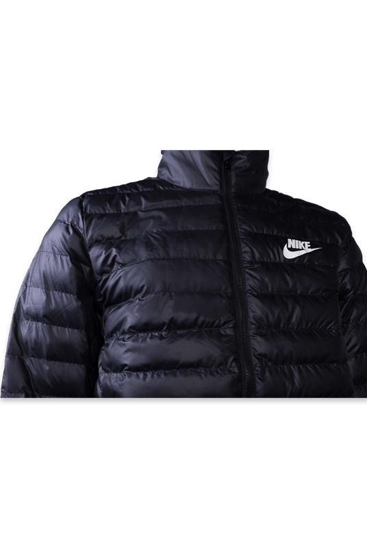 Nike svart dunjacka AIK