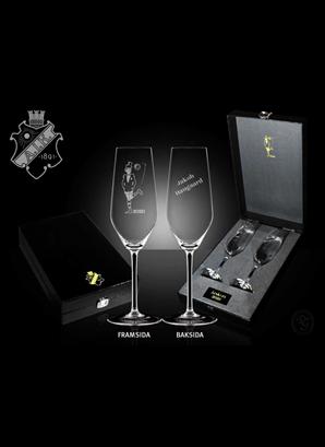 2020 Champagneglas