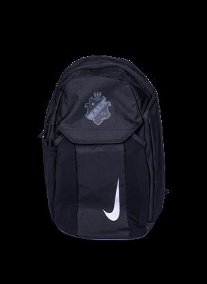 Nike svart ryggsäck acdmy grå sköld
