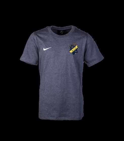 Nike T-shirt grå sköld barn 2020