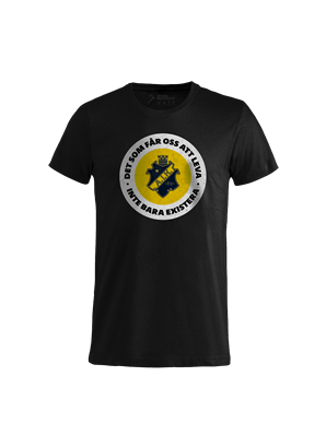 T-shirt inte bara existera