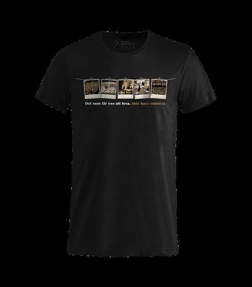 T-shirt Det som får oss att leva