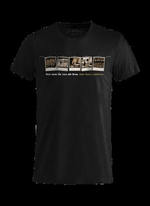 T-shirt Det som får oss att leva DAM