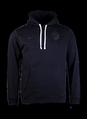 Nike hood svart sköld retro