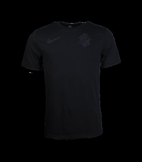 Nike T-shirt svart sköld retro