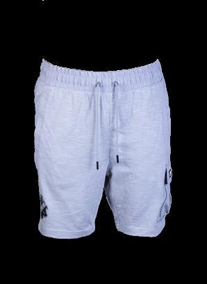 Nike shorts grå sköld ficka