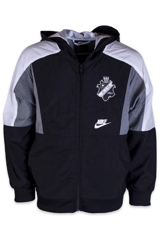 Sedante repollo Especificidad  AIK Shop - Nike vindjacka svart/grå/vit Barn - Officiell souvenirbutik