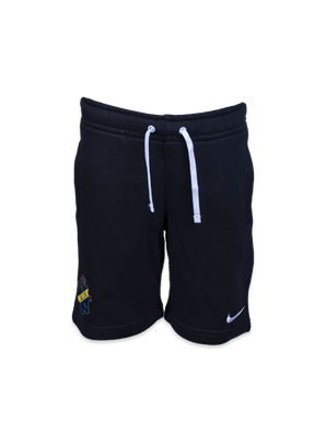 Nike sweatshorts svart färgad sköld 2020 BARN