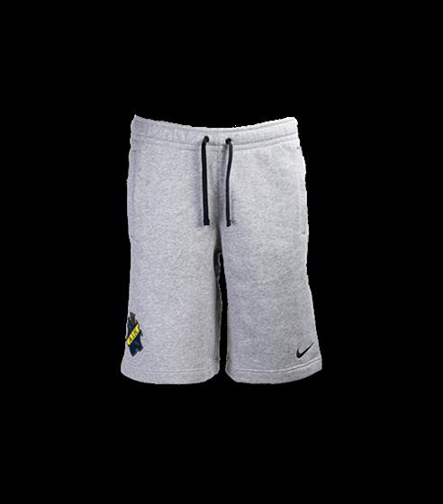 Nike sweatshorts grå färgad sköld BARN 2020