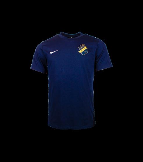 Nike marin t-shirt färgad sköld