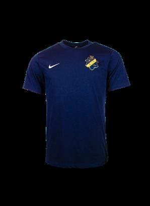 Nike t-shirt Marin färgad sköld