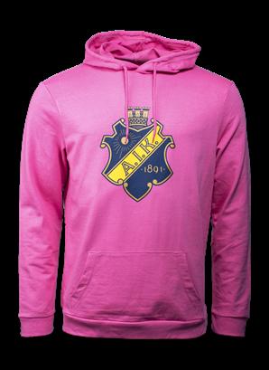 Hood rosa sköld