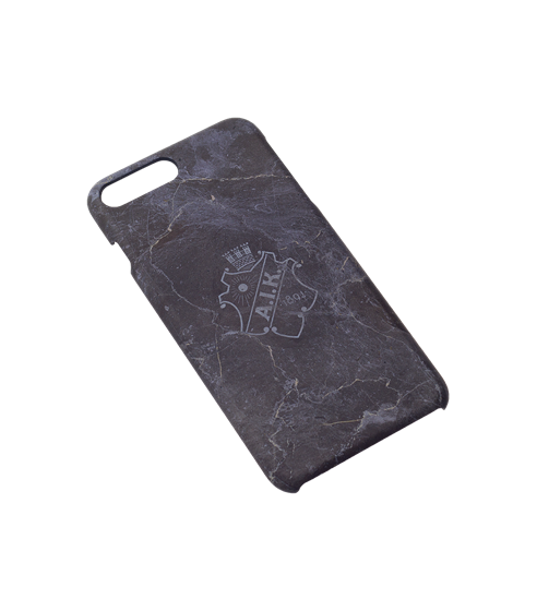 iPhone Soft marble sköld 6/7/8 plus
