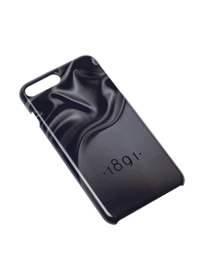 iPhone Black textile 1891 6/7/8 plus