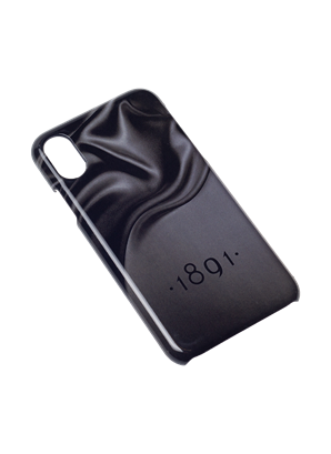 iPhone Black textile 1891 X/XS
