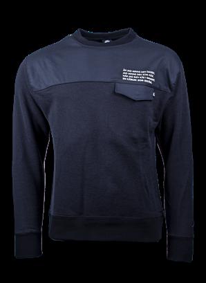 Nike sweatshirt  'Åh jag minns den dagen...'