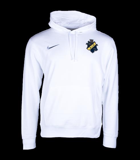 Nike hood vit färgad sköld