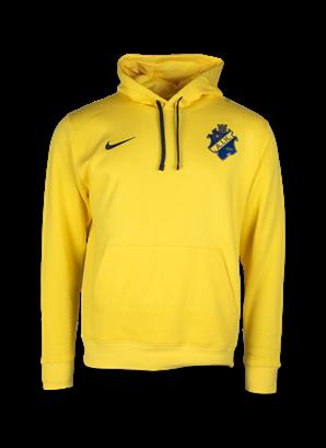 Nike hood gul färgad sköld herr