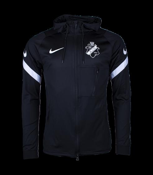 Nike svart resejacka Dri-Fit 21