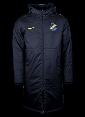 Nike svart coachjacka 21