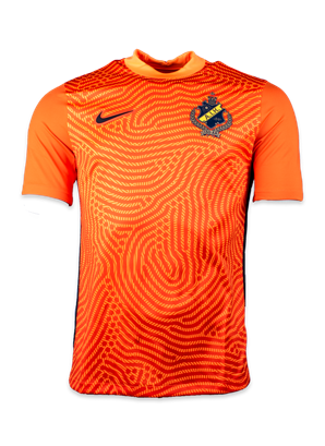Nike orange målvaktströja kort ärm 21