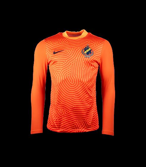 Nike orange målvaktströja LS barn 21