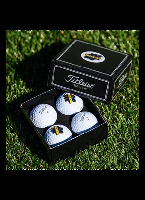 Titleist Golfbollar 4p