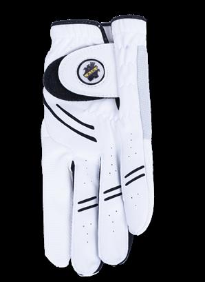 Golfhandske vit
