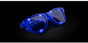 LED Glasses Blue