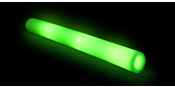 LED foamsticks Green 3 functions