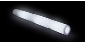 LED foamsticks White 3 functions