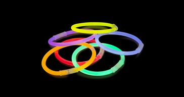 Glowsticks Armband Multifärg