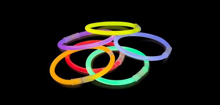 Glowsticks Multi colours