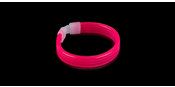 Glowsticks Wide Bracelet Red