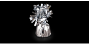 Balloon weight Silver 170 grams