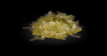 Biodegradable confetti Yellow 1 kg
