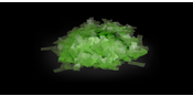 Biodegradable confetti Green 1 kg