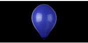 Dark blue balloons