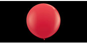 Red mega balloon 90 cm