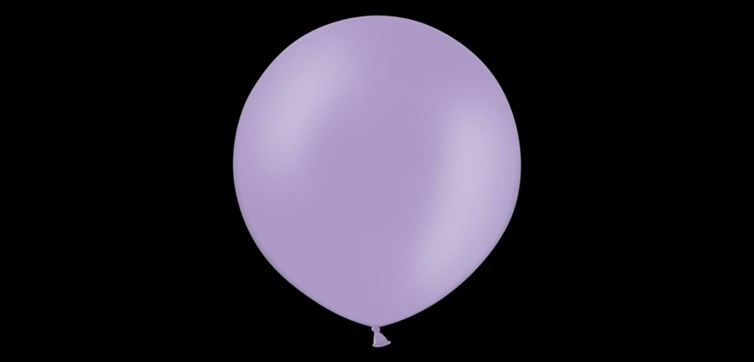 Purple mega balloon
